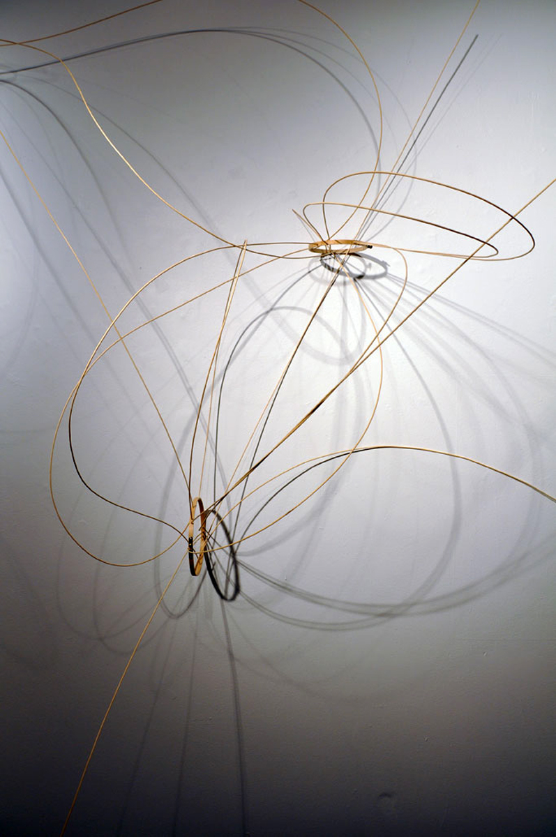 Breath Composition II (2011), Beaver Hall by Risa Kusumoto and Annie Onyi Cheung