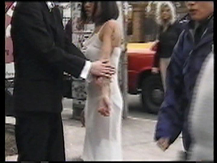 A collective statement against domestic abuse (2005) by Mary Helms, Hugo Hall, Annie Onyi Cheung