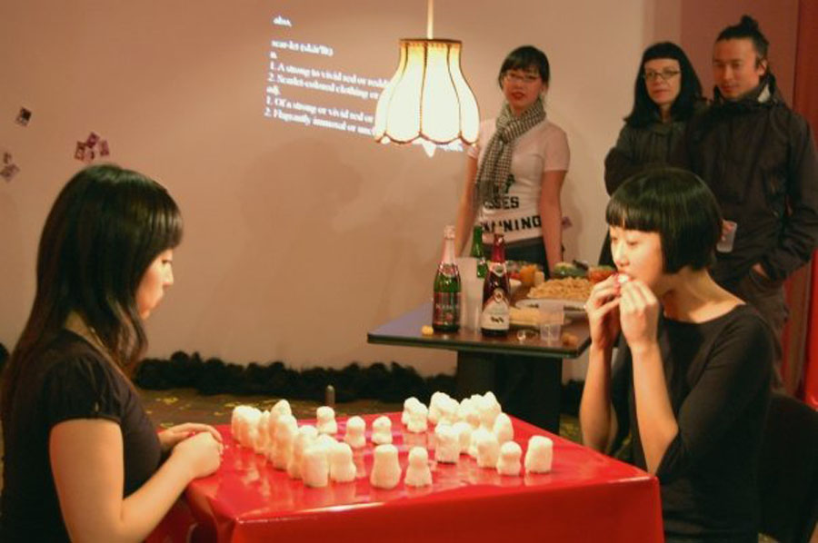 scarlet (2008), by Risa Kusumoto and Annie Onyi Cheung