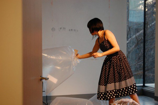 letter to mi (2007) by Annie Onyi Cheung