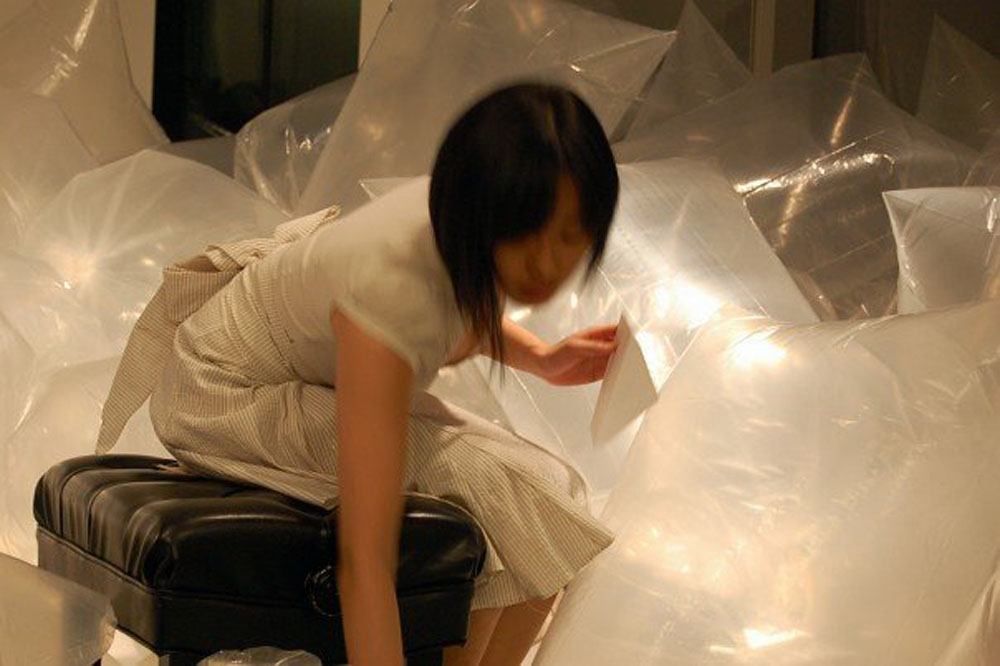 letter  for mi (2007) by Annie Onyi Cheung