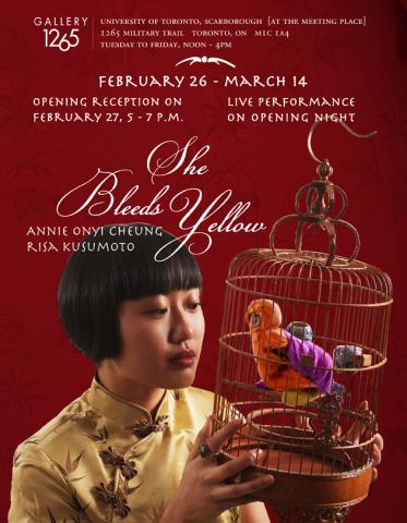 She Bleeds Yellow (2008) Sandra Liu David Reyes Annie Onyi Cheung Risa Kusumoto